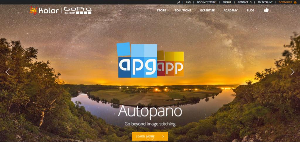 autopano tutorial 360 panorama